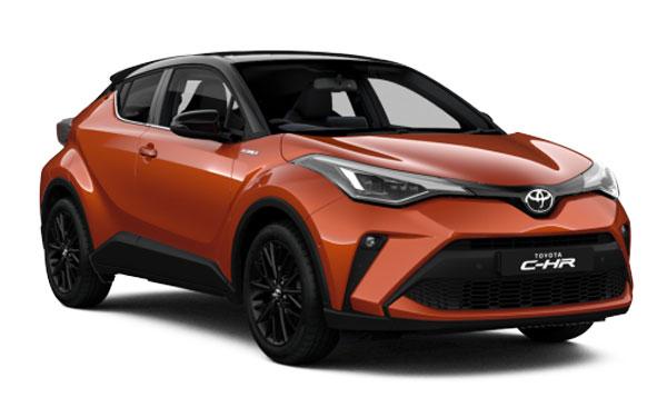 Renting de Toyota C-HR