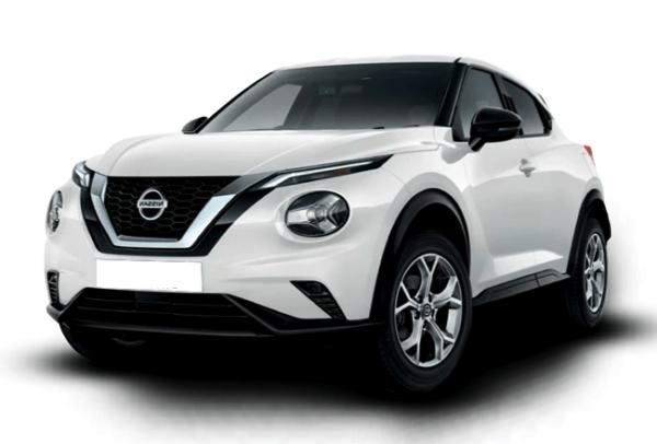Renting de Nissan Juke