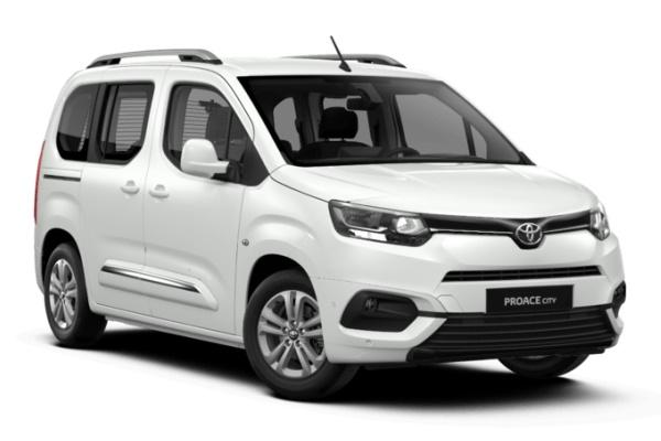 Toyota Proace City Combi