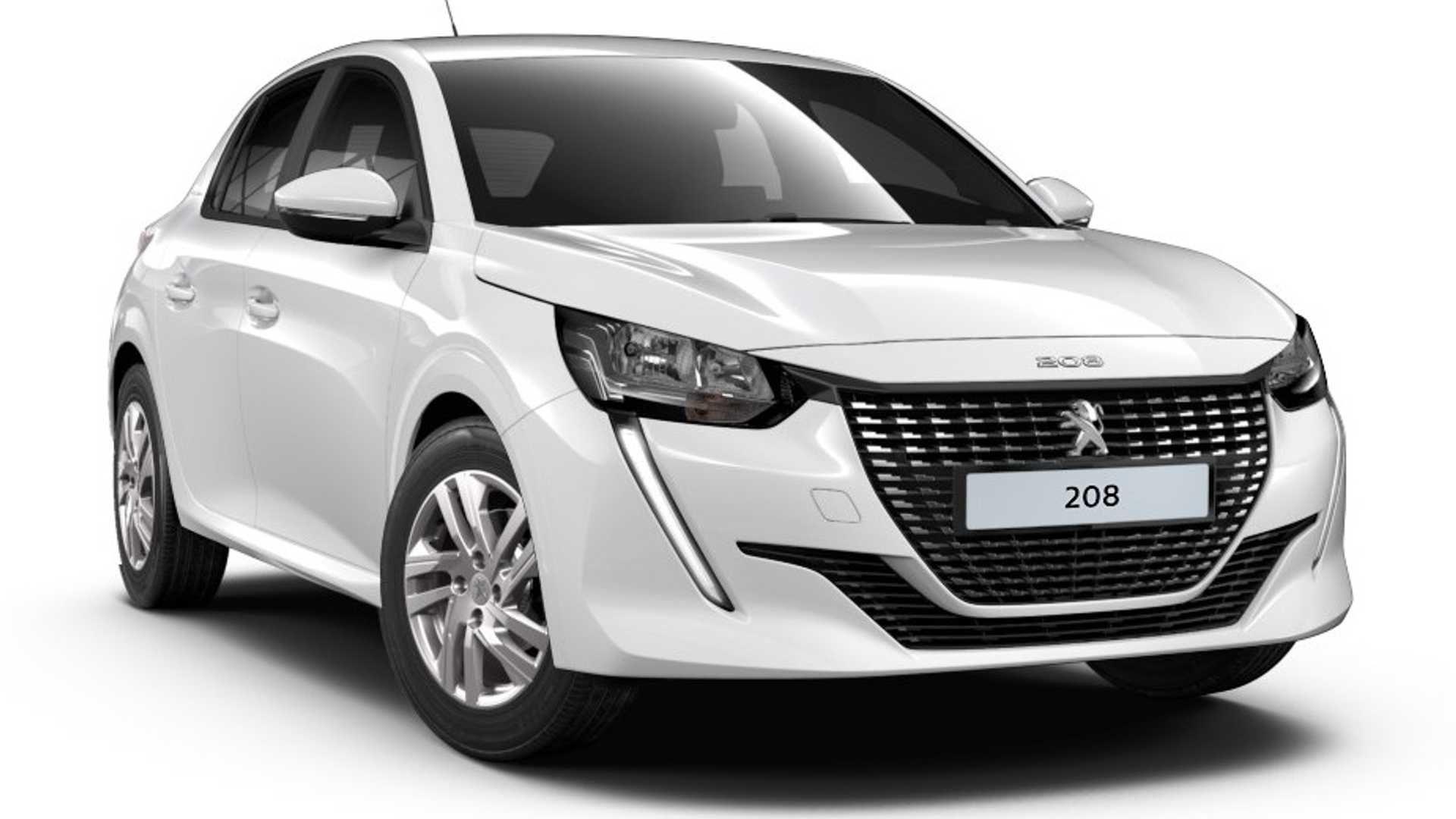 Peugeot 208 (2020)