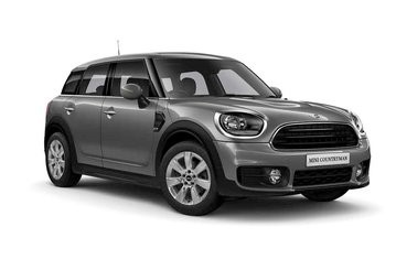 Renting de MINI Countryman