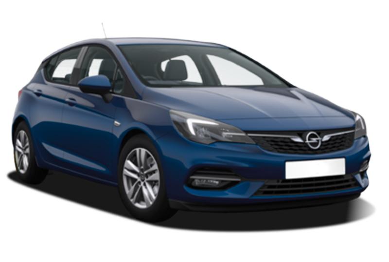 Renting de Opel Astra