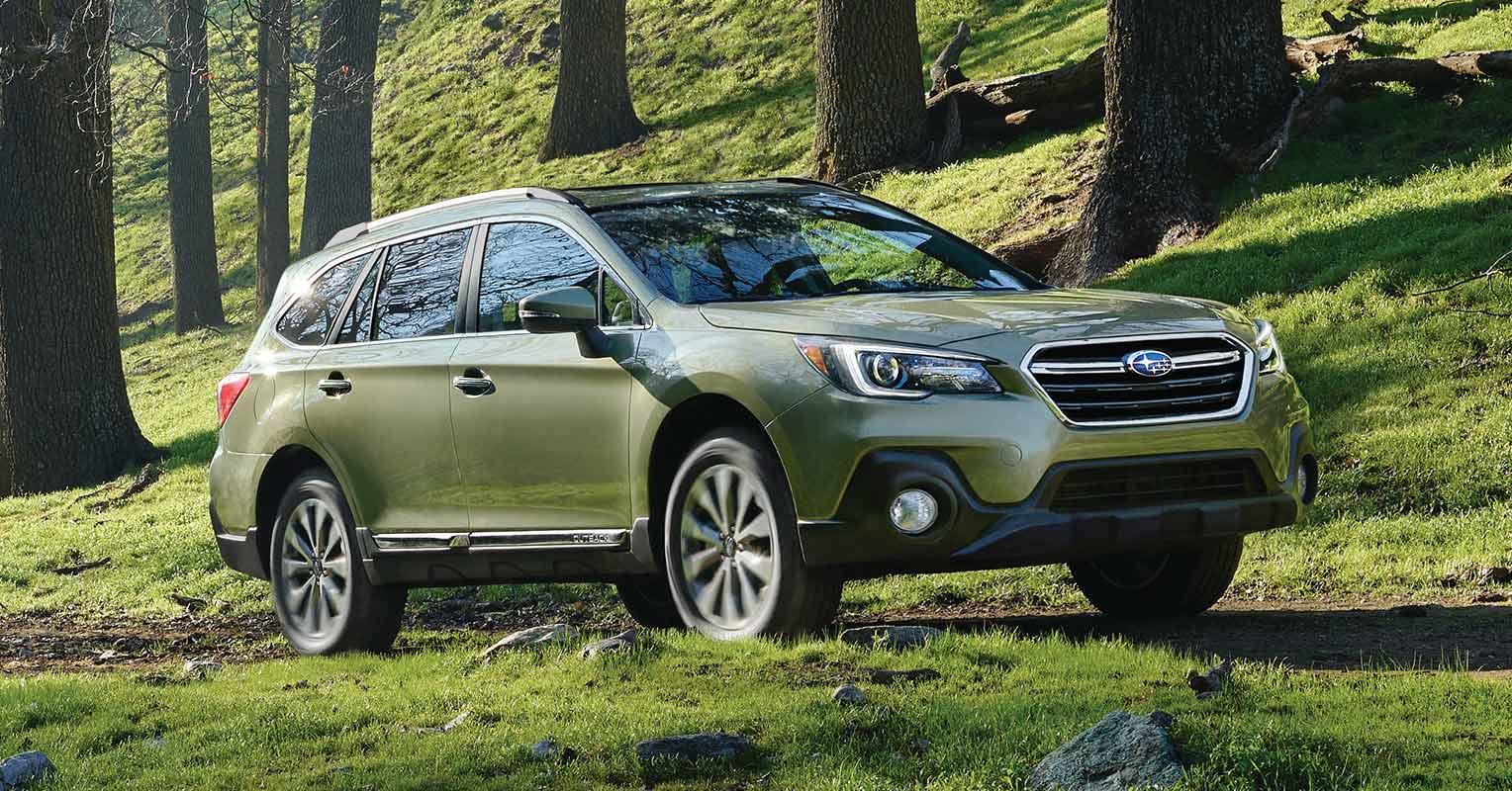 Subaru Outback Familiar