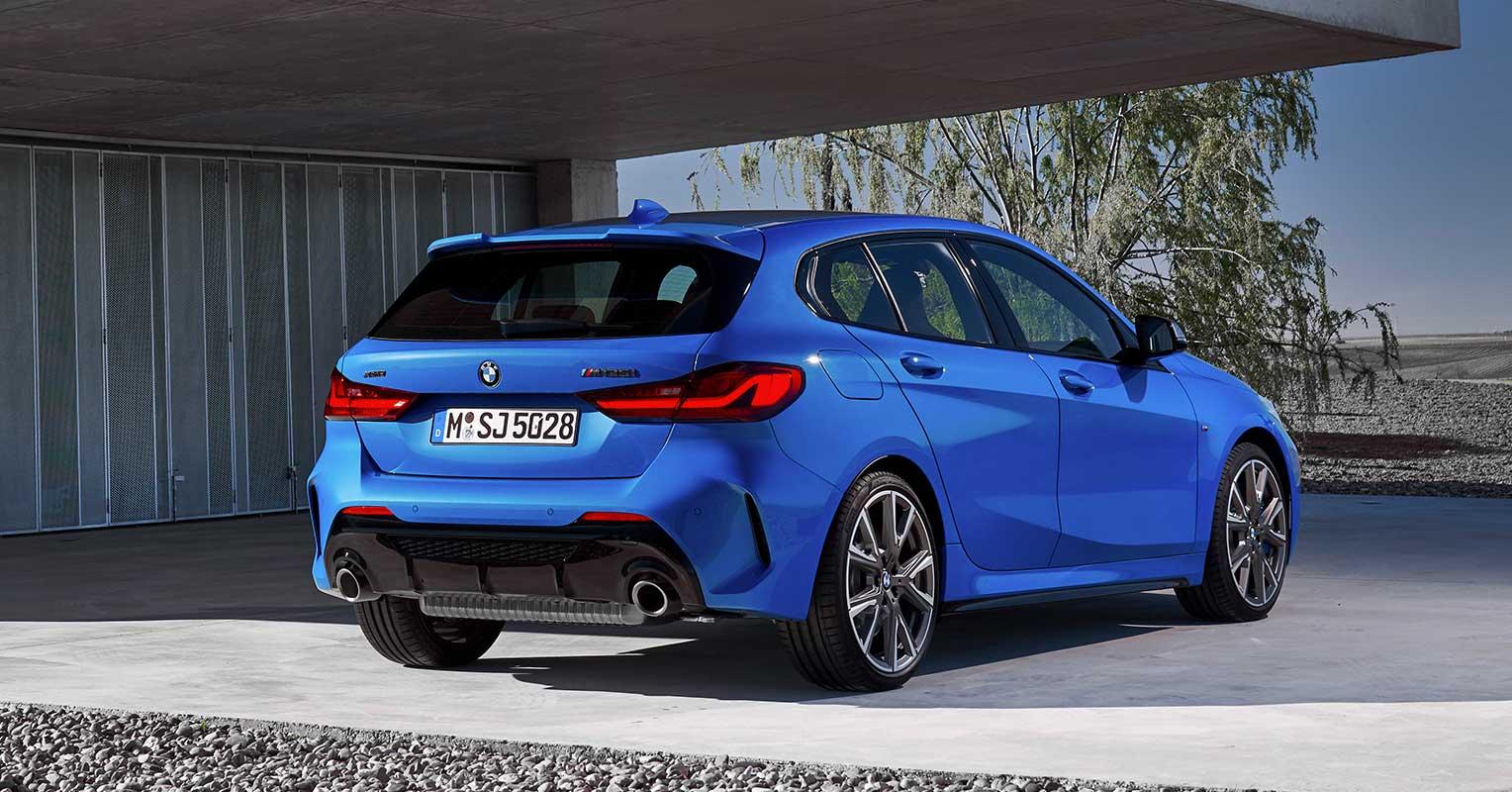 BMW Serie 1 zaga