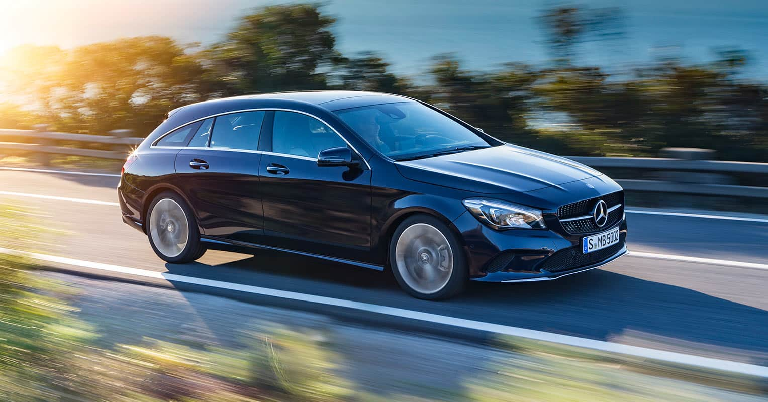 Mercedes-Benz CLA frontal