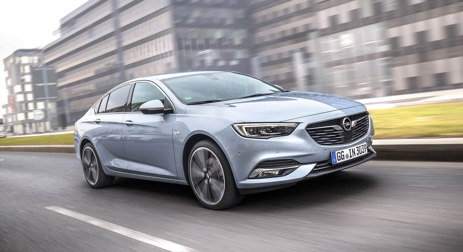 Opel Insignia frontal