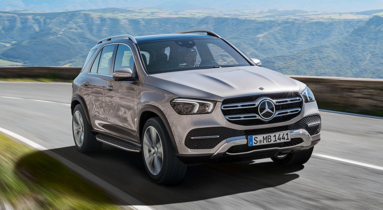 Mercedes-Benz GLE 2020