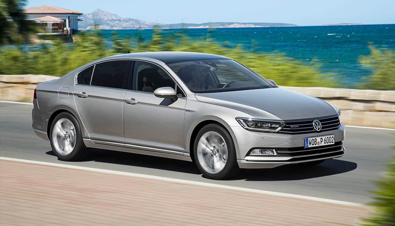 Volkswagen Passat Sedán