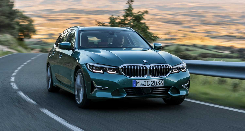 BMW Serie 3 Familiar