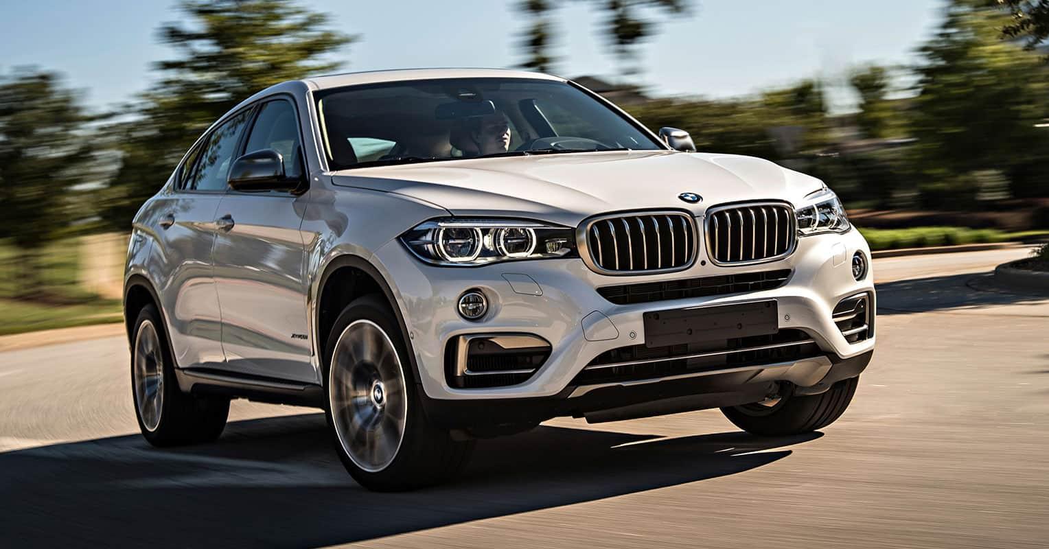 BMW X6 Todoterreno