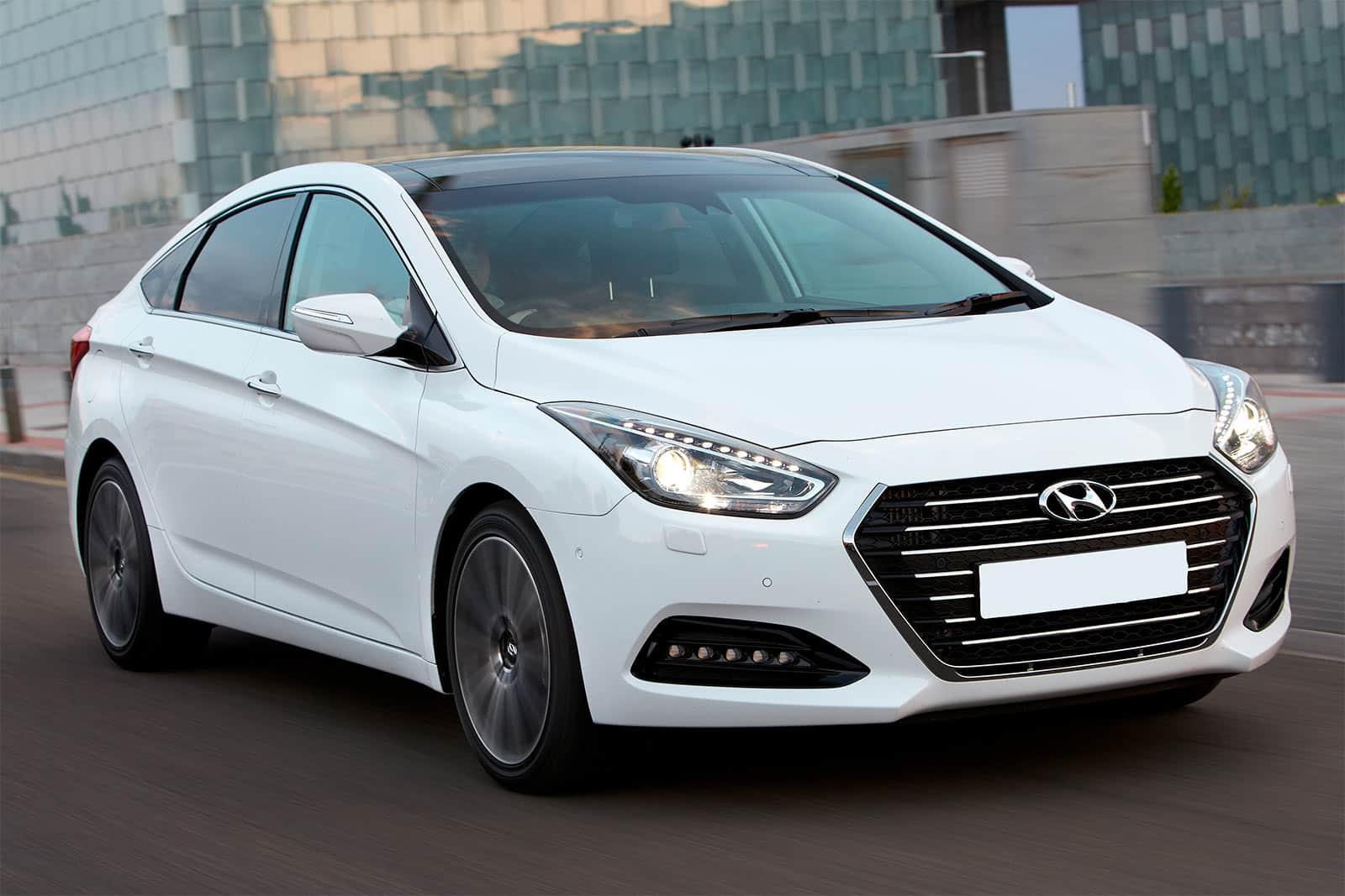 Hyundai i40 frontal