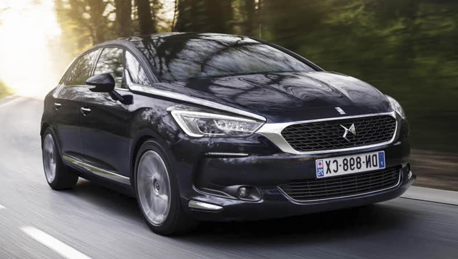 Frontal del DS5