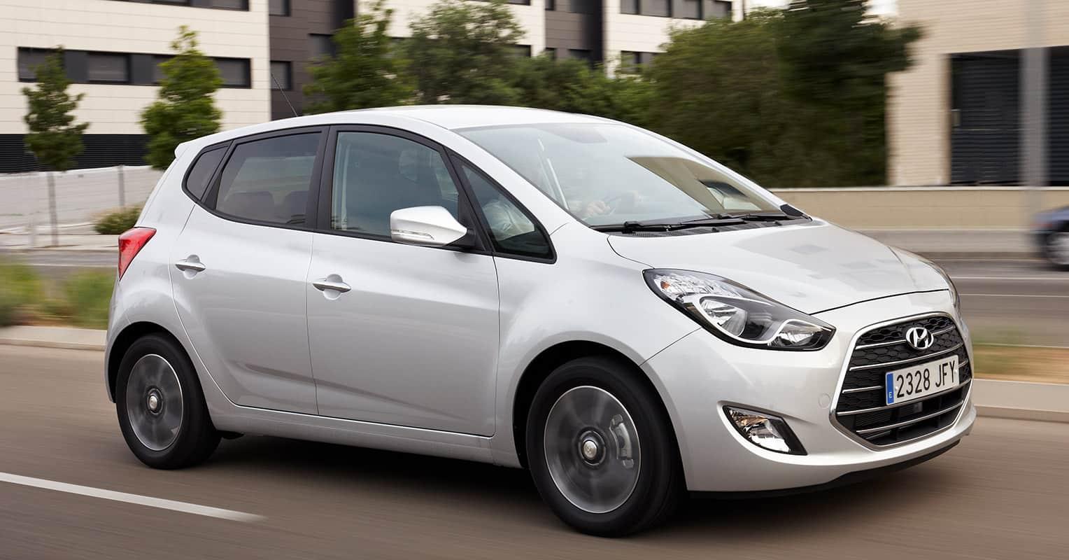 Hyundai ix20 frontal