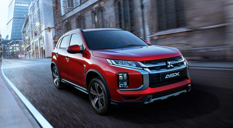 Mitsubishi ASX frontal