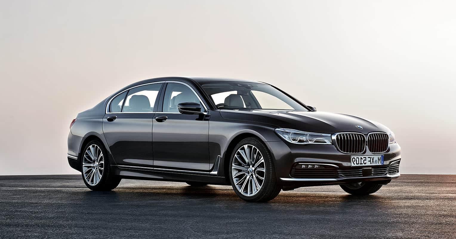 BMW Serie 7 Sedán