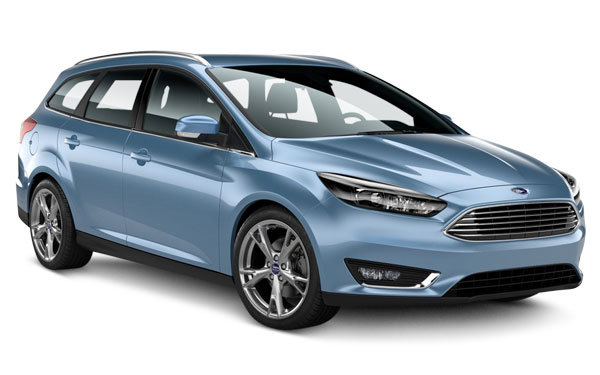 Renting FORD FOCUS ACTIVE