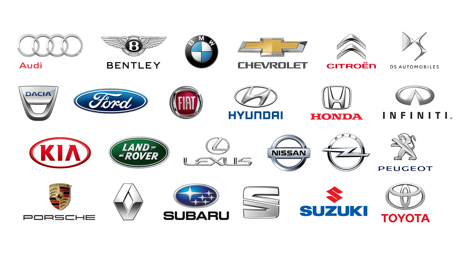 marcas de coches a qu grupo automovil stivo pertenece
