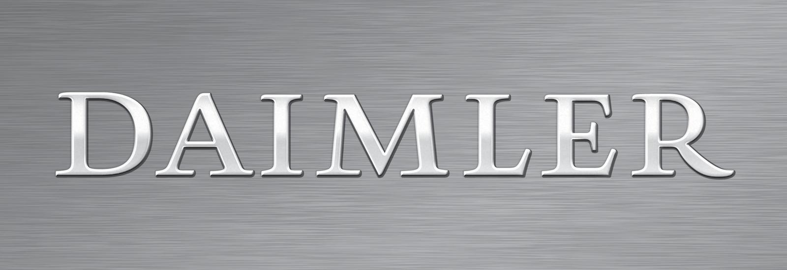 Marcas de coches Daimler
