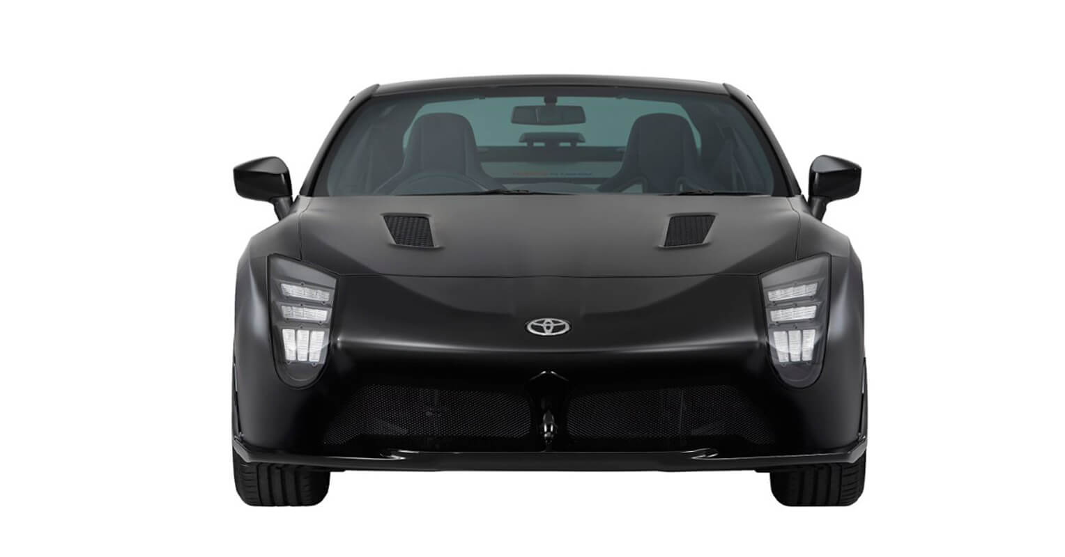 Toyota GR HV Sports