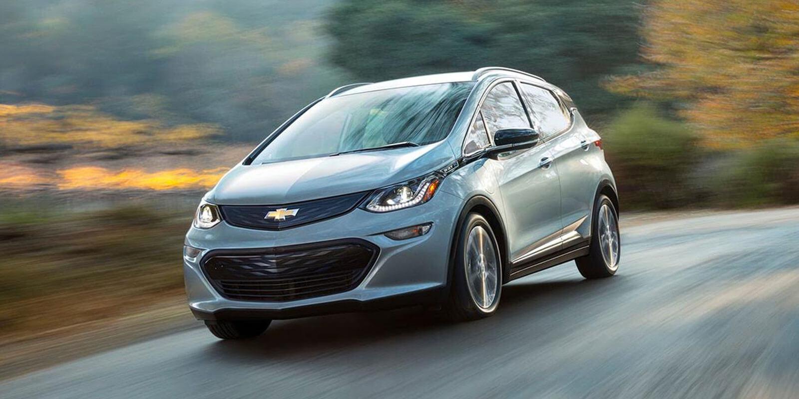 Chevrolet Bolt EV coches eléctricos