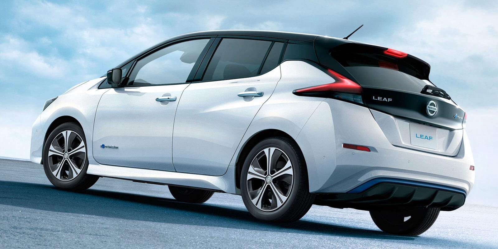 Nissan Leaf 2018 coches eléctricos
