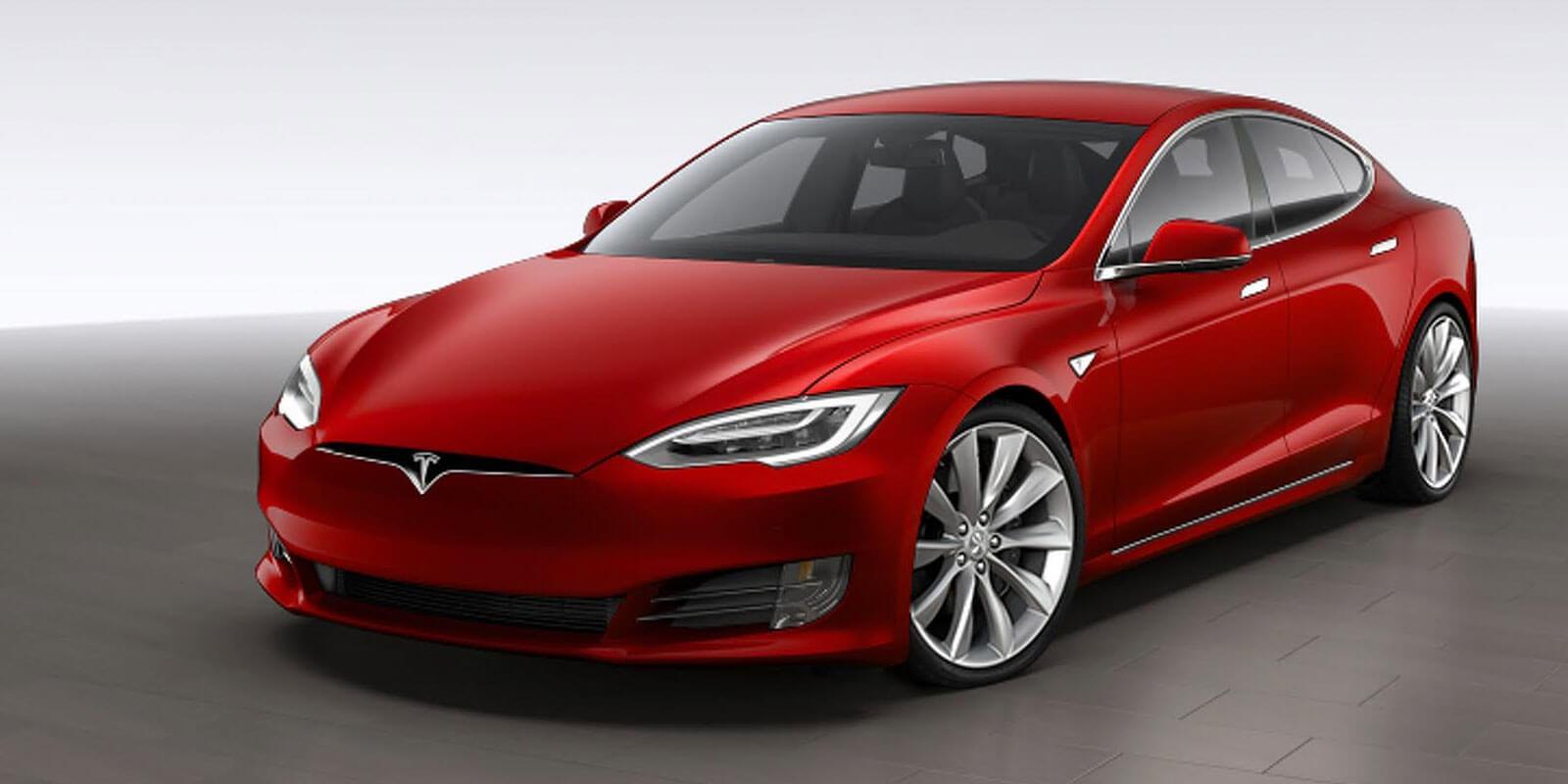 Tesla Model S coches eléctricos