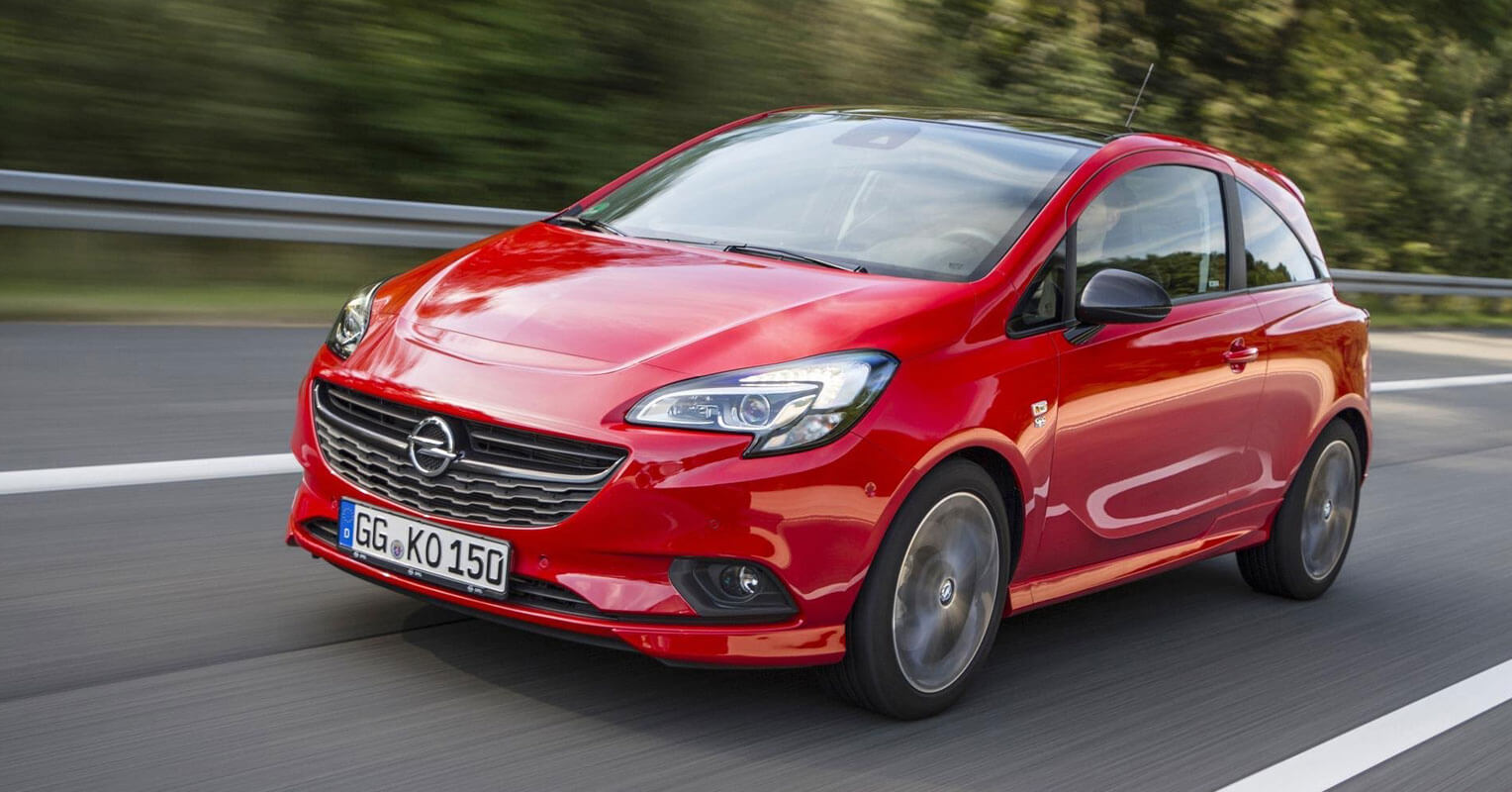 Opel Corsa 2018 compacto