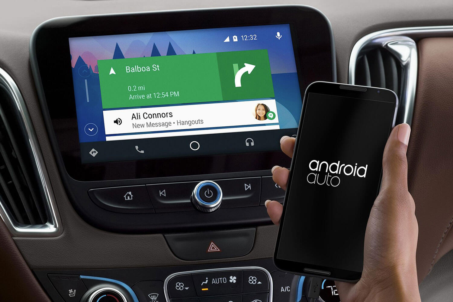 android auto c mo conectar tu smartphone al coche carnovo. Black Bedroom Furniture Sets. Home Design Ideas