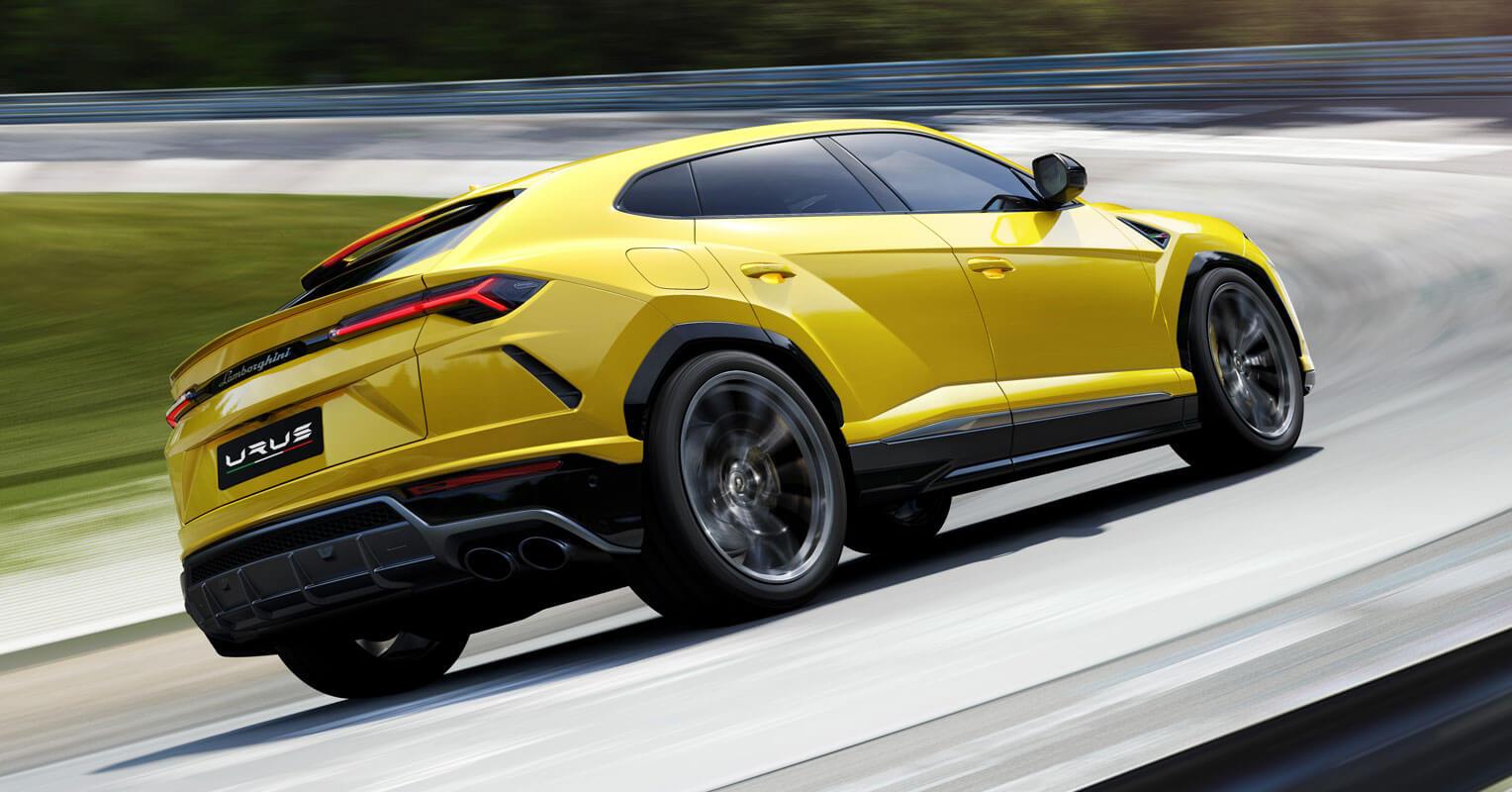 coches nuevos 2018 Lamborghini Urus