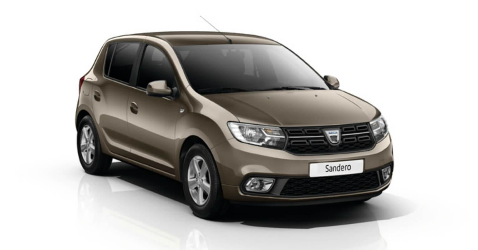 Dacia Sandero noviembre 2018