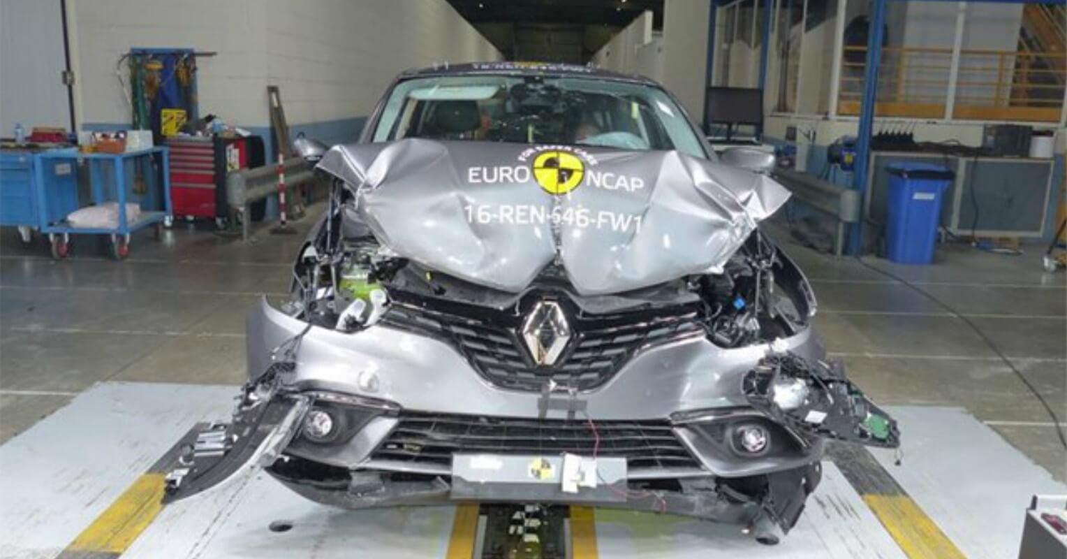 Euro NCAP categorías