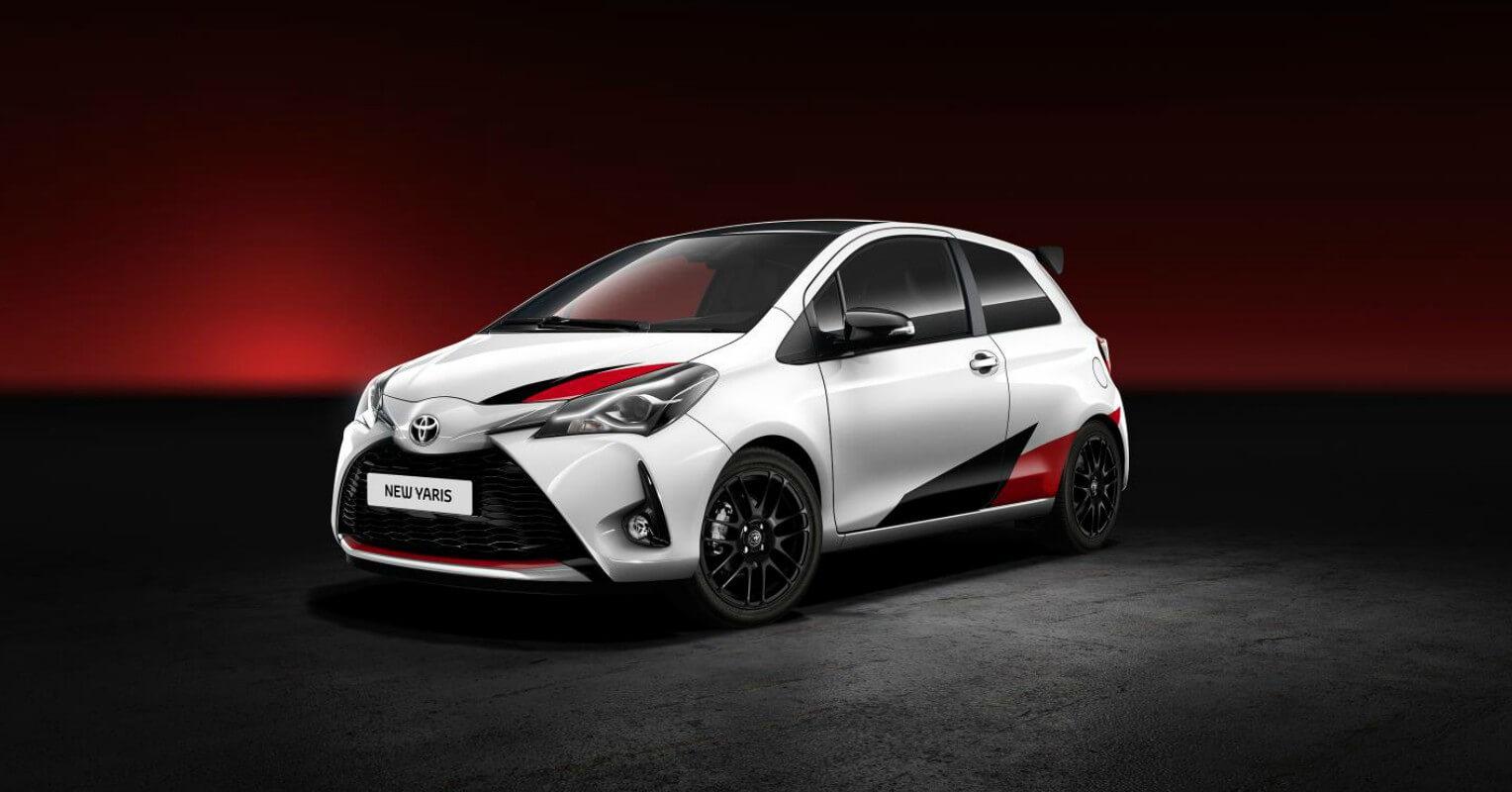 coches nuevos Toyota Yaris GRMN