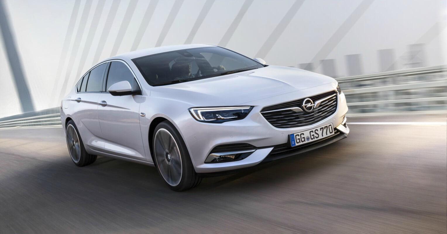 Coches de 2017 Opel Insignia Grand Sport