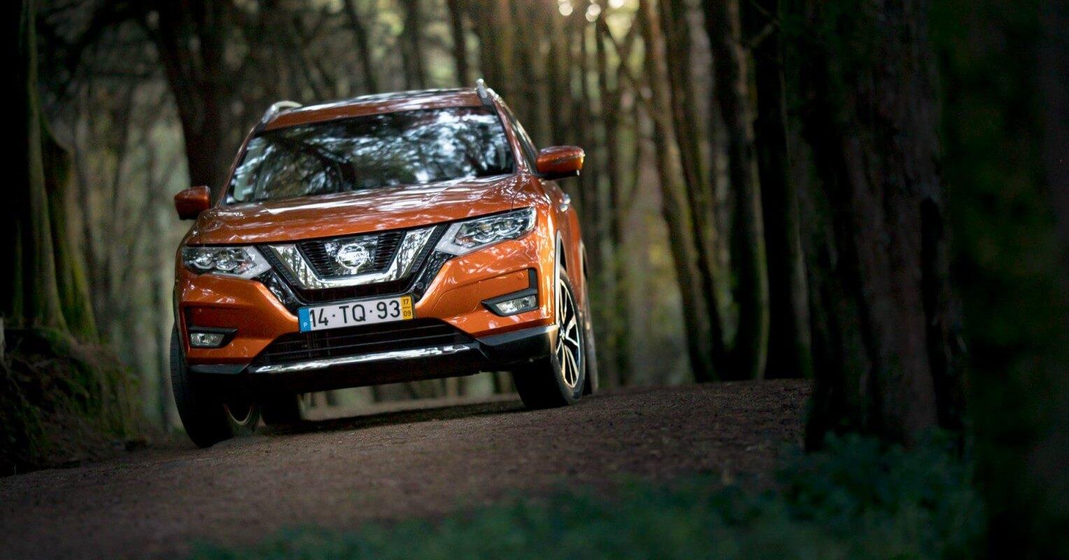 Nissan Qashqai 10 coches más vendidos de 2017