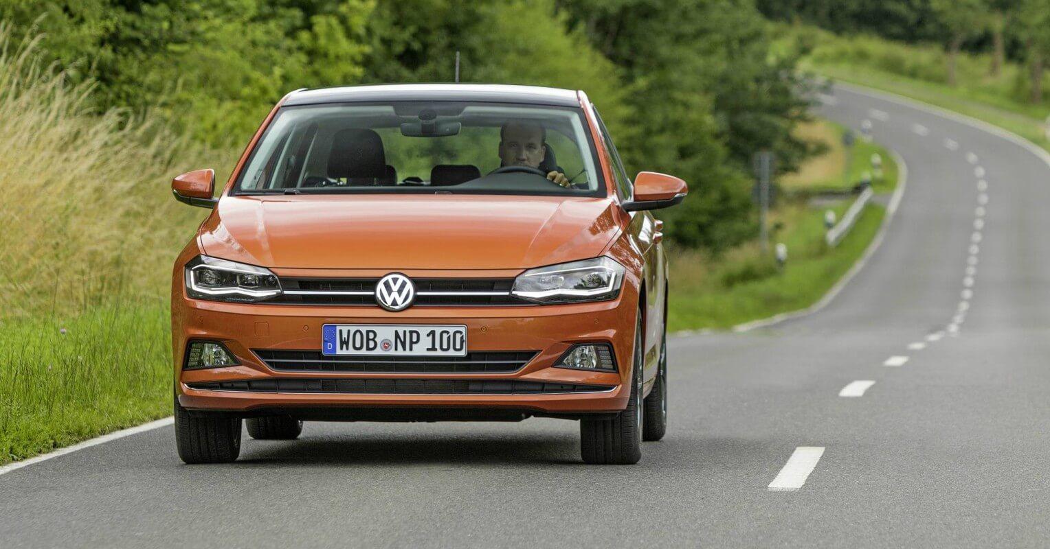 Volkswagen Polo 10 coches más vendidos de 2017