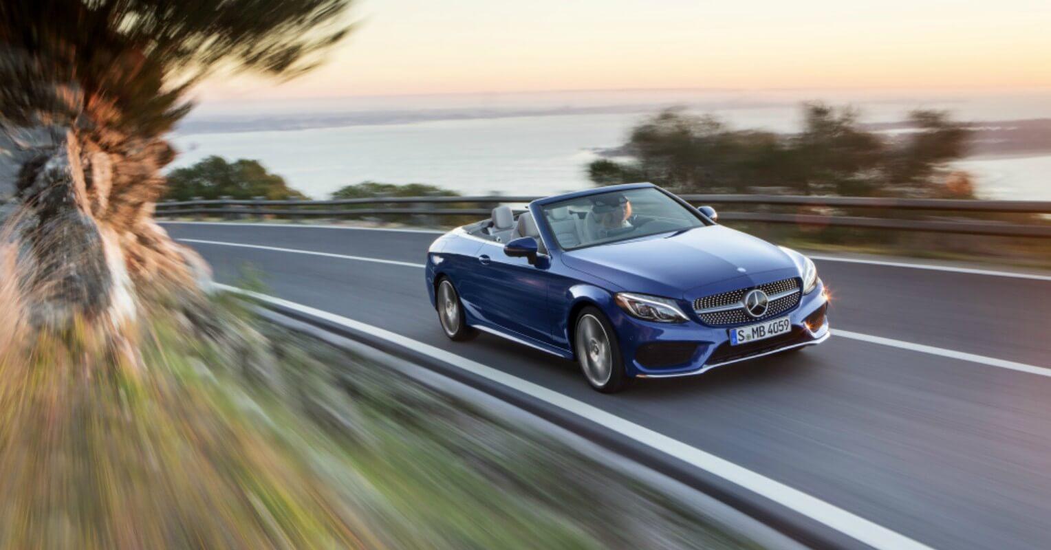 El Mercedes Clase C está entre los coches con menos averías