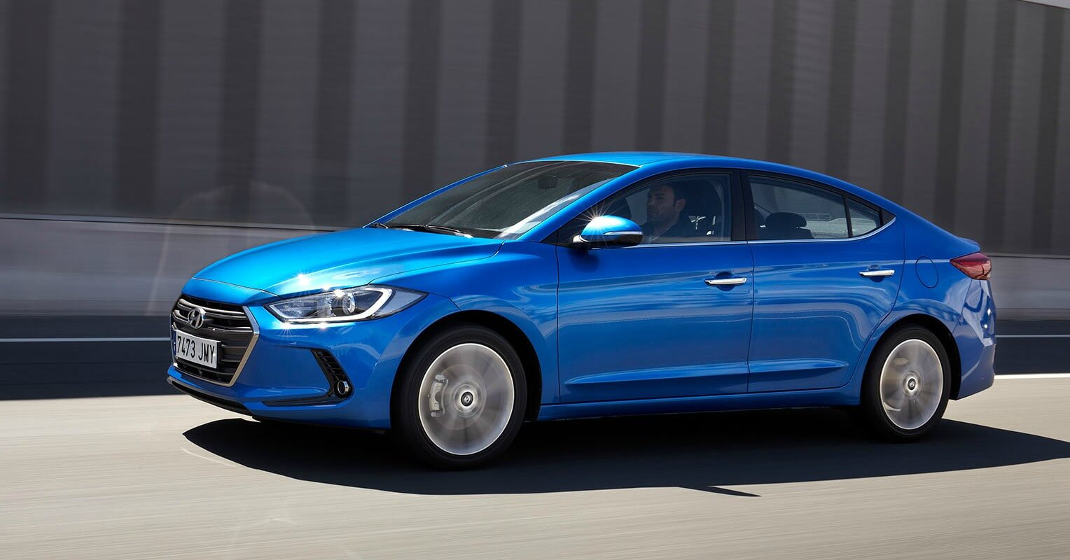El Hyundai Elantra está entre los coches con menos averías
