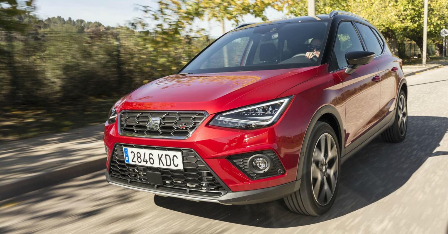 Buenos coches para comprar en 2018 SEAT Arona