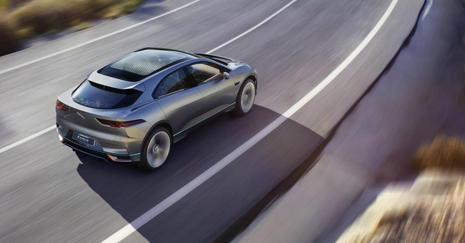 Jaguar I-Pace 4x4 para 2018