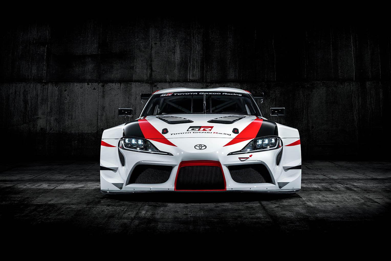 Toyota Supra 2018 Frontal