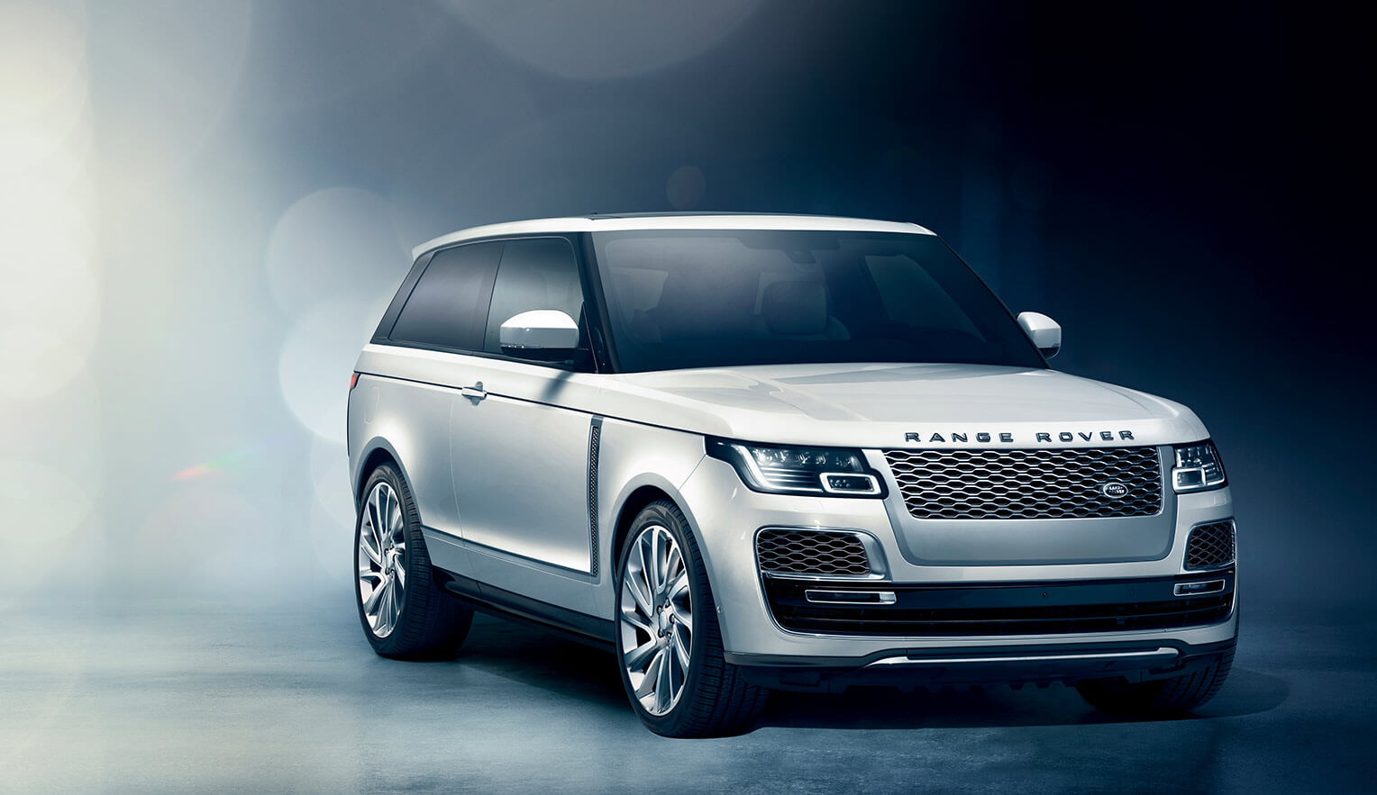 Range Rover SV Coupe frontal