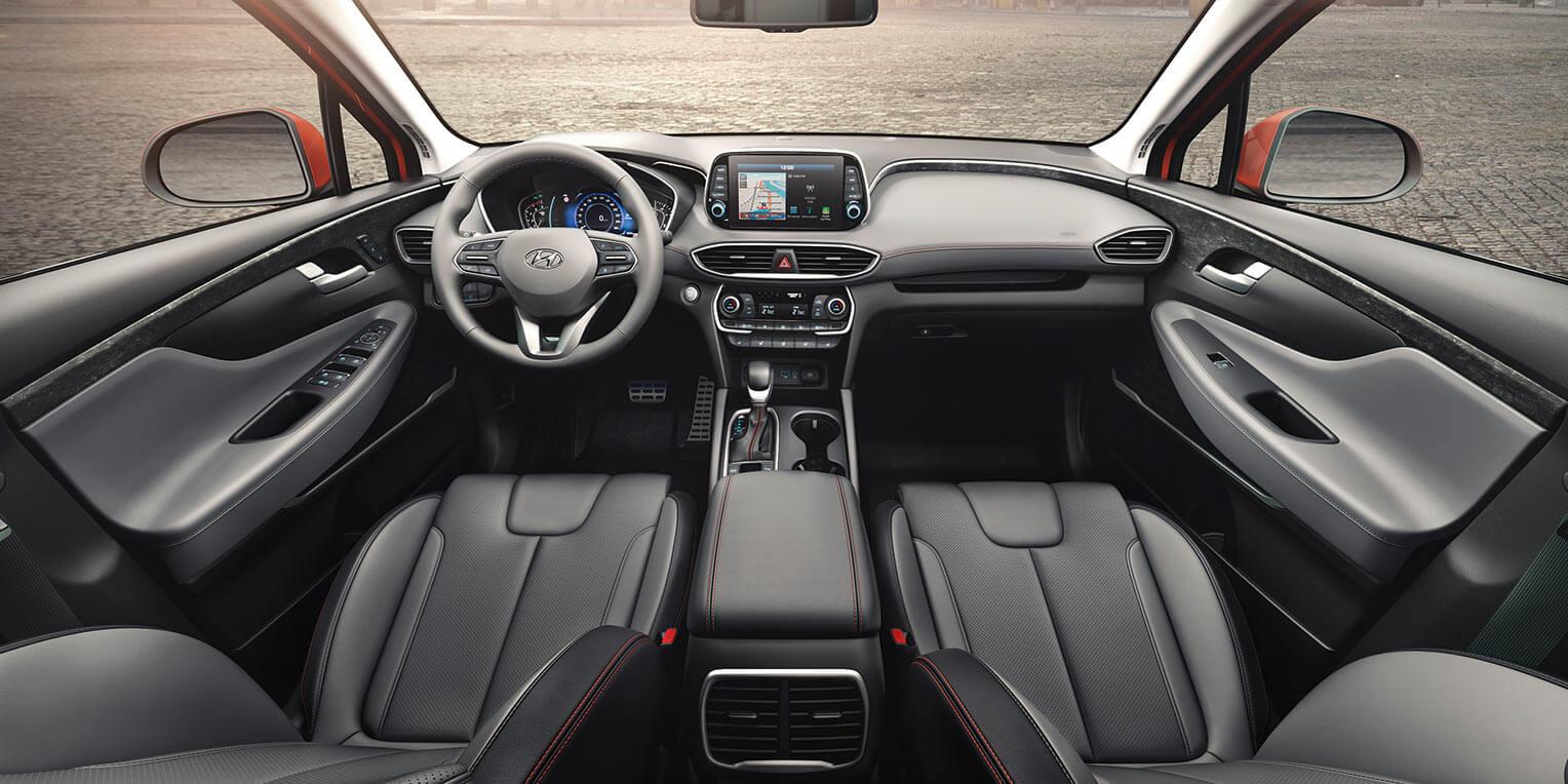 Hyundai Santa Fe 2018: características, precio y ...