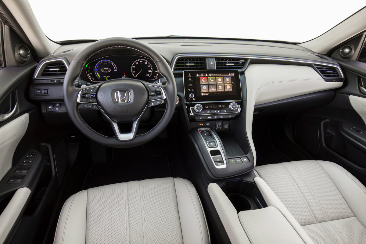 Honda Insight 2019 interior