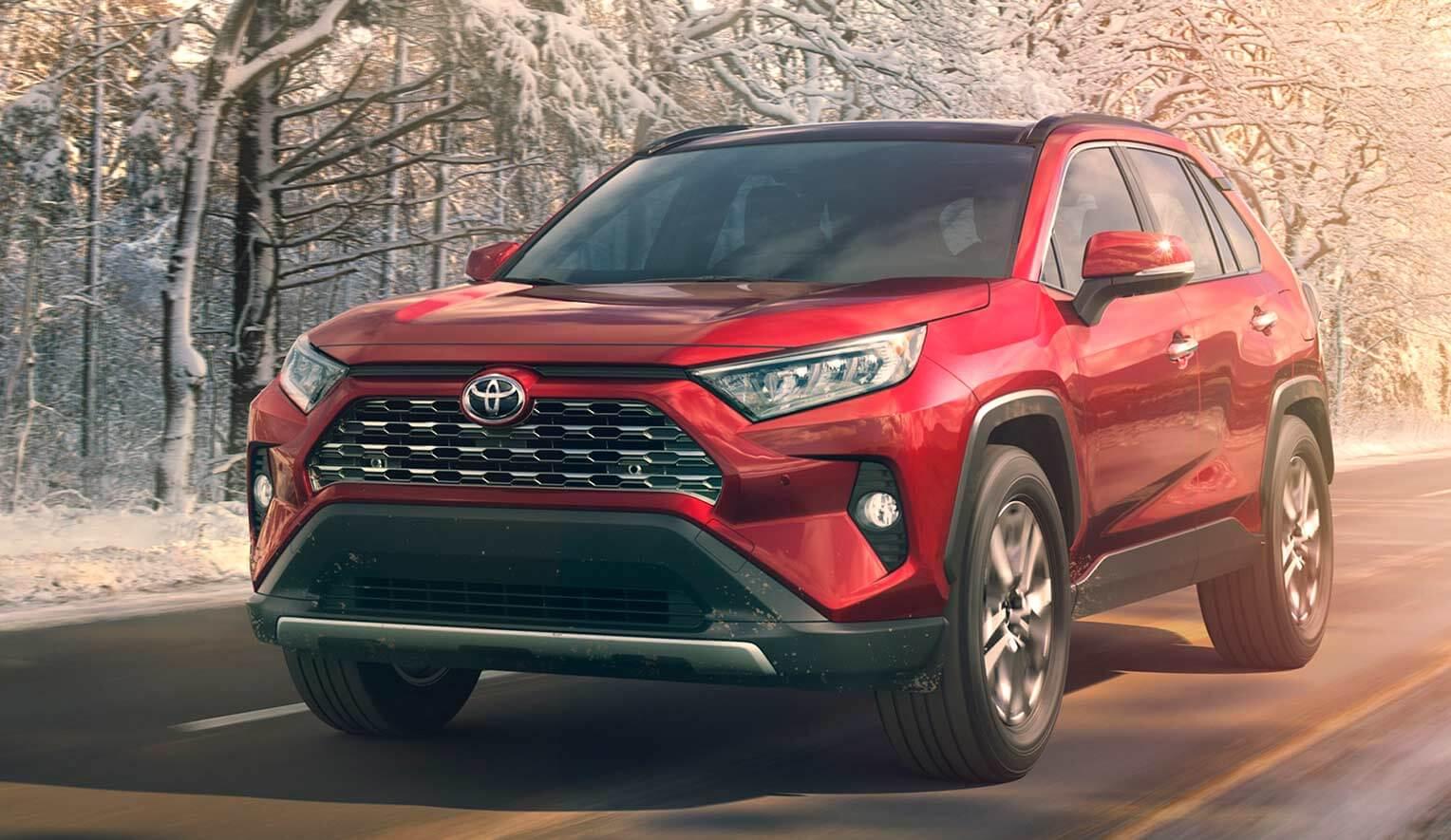 Toyota RAV 2019