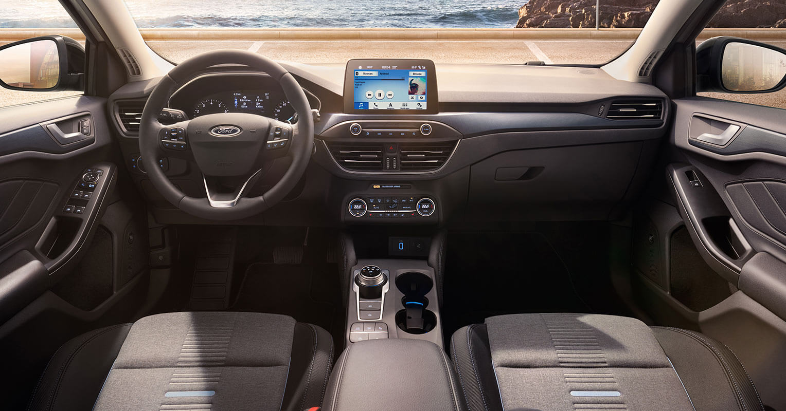Ford Focus 2019 interior