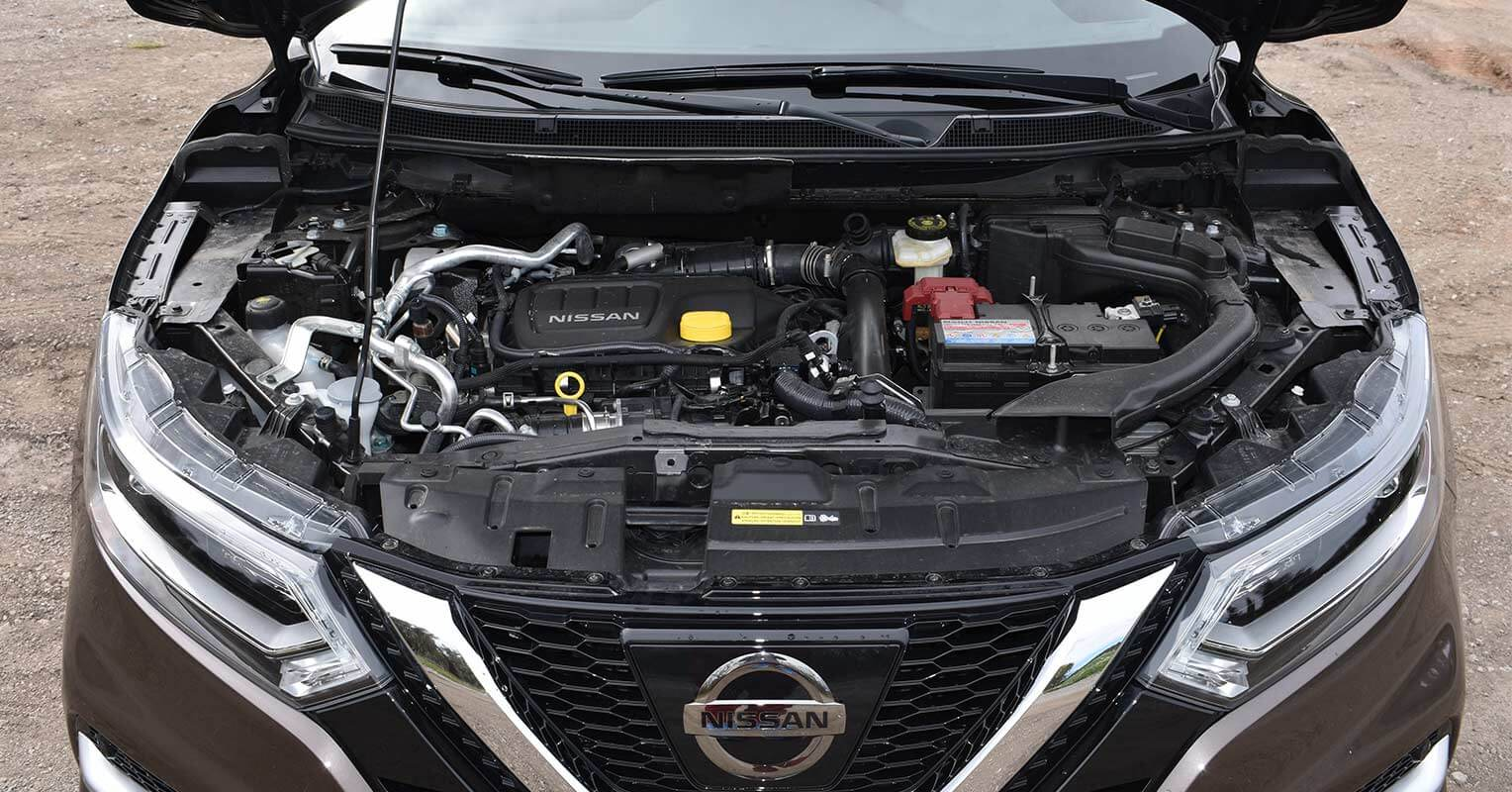 Qué motor elegir en el Nissan Qashqai