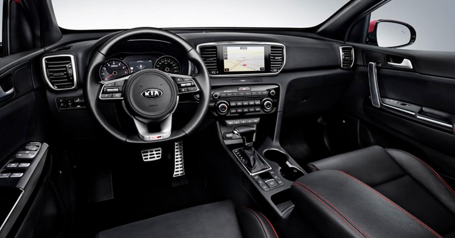 Kia sportage 2018 datos fecha de lanzamiento y precios for Interior kia sportage 2018