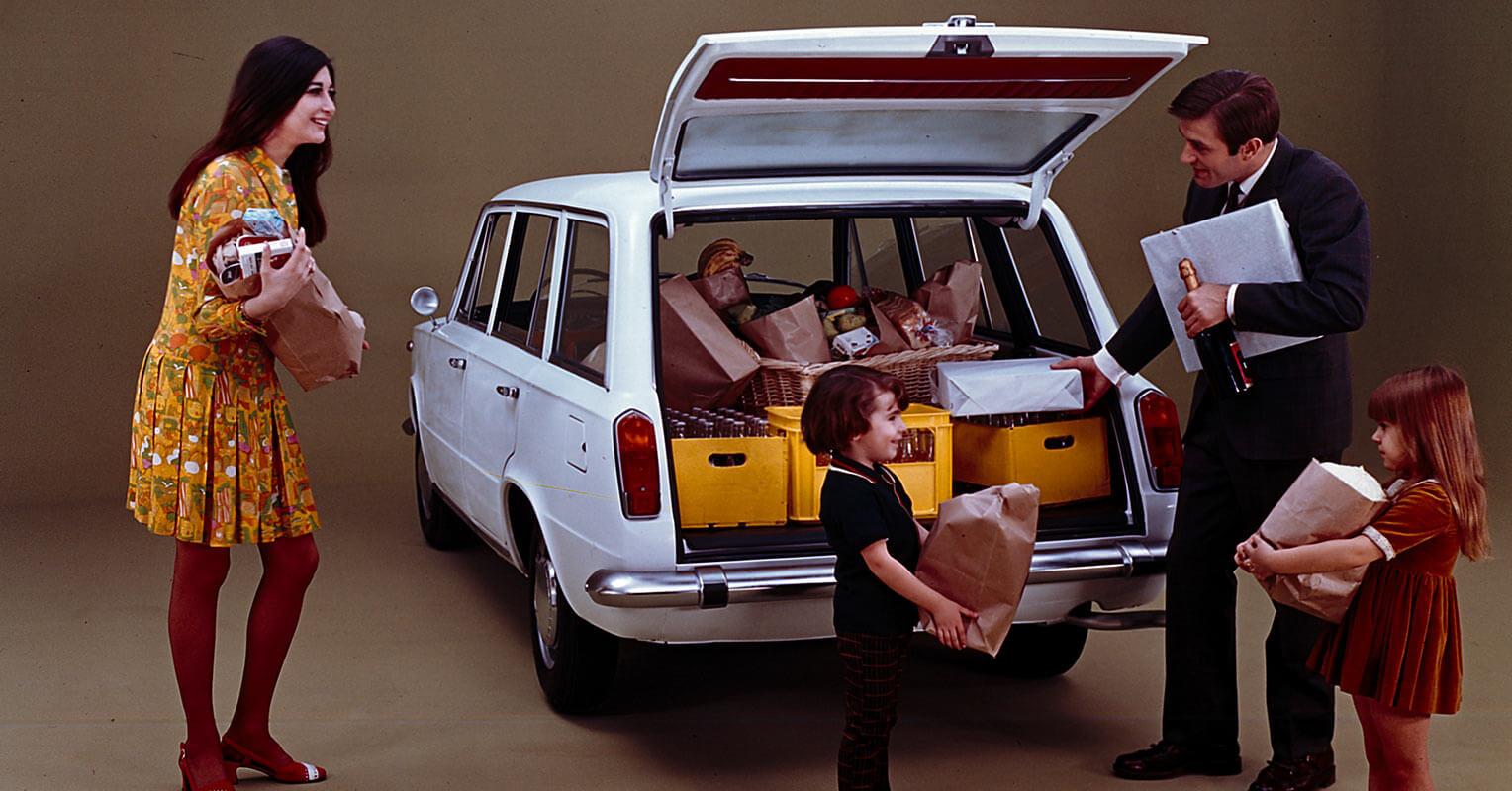 SEAT 124 familia