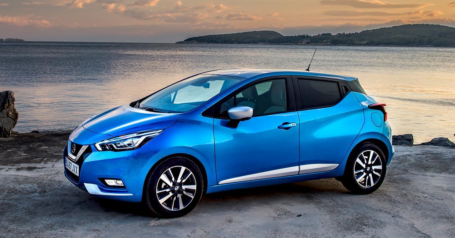 Nissan micra precio