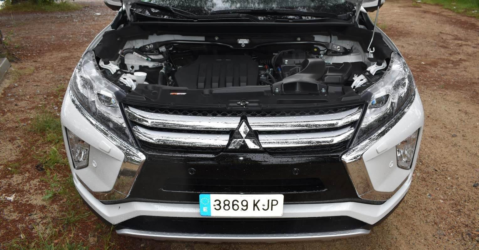 Motor del Mitsubishi Eclipse Cross